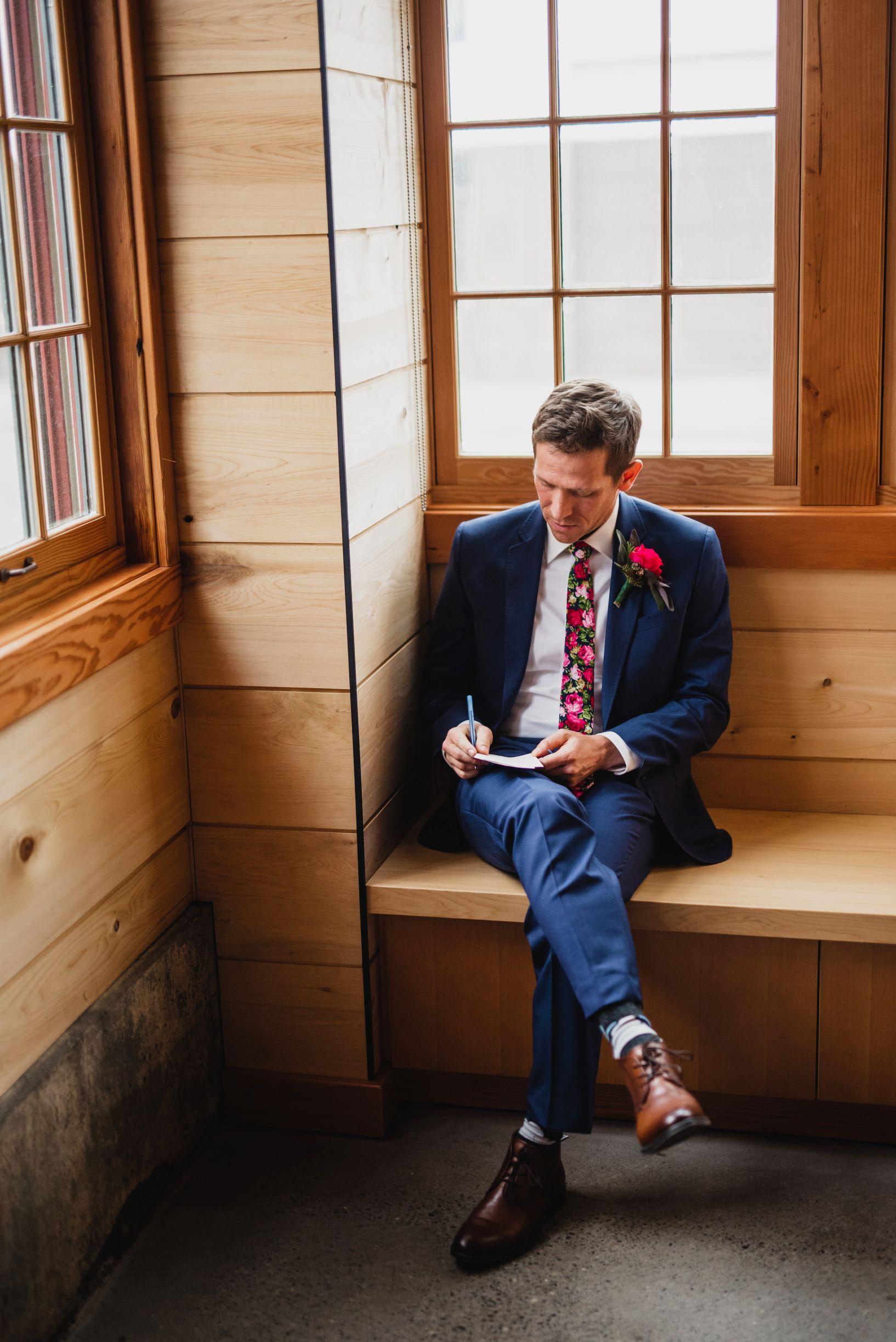 Kyle Carnes groom